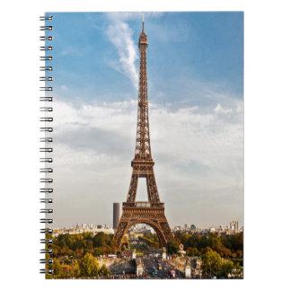 Carnet Paris - Tour Eiffel #8