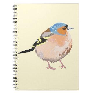 Carnet petit oiseau