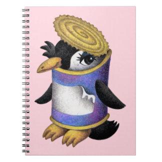 Carnet Peut le pingouin