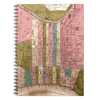 Carnet philadelphia1838