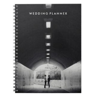 Carnet Photo personnalisée de coutume de wedding planner