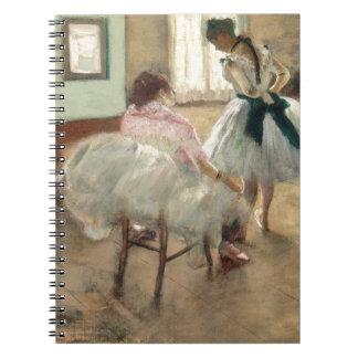 Carnet Pierre un Renoir   la leçon de danse