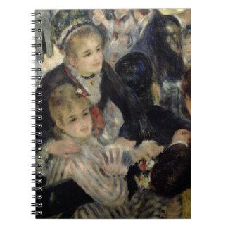 Carnet Pierre une boule de Renoir | chez Moulin de la