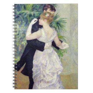 Carnet Pierre une danse de Renoir | dans la ville