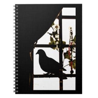 Carnet Pigeon agréable