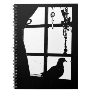 Carnet Pigeon d'après-midi