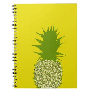 Carnet Pineapple