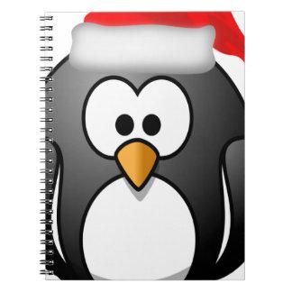 Carnet pingouin