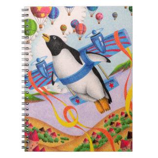 Carnet Pingouin de vol