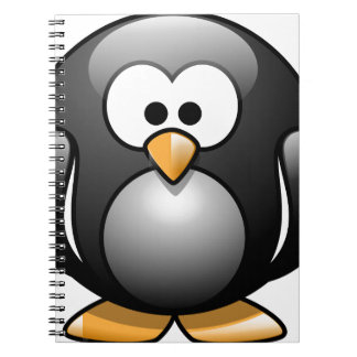 Carnet Pingouin / Penguin