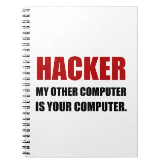Carnet Pirate informatique l'autre votre ordinateur