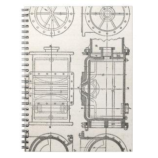 Carnet Pocletbook du mécanicien