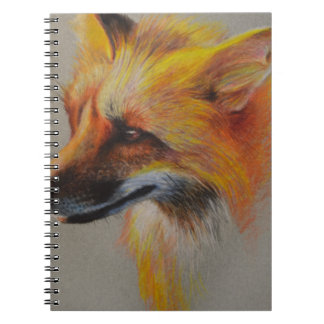 Carnet Portrait de Fox