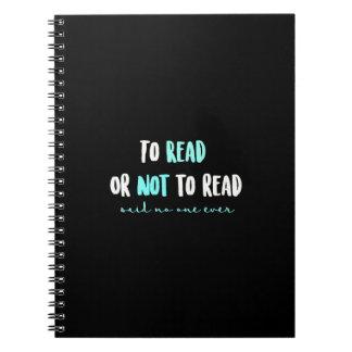 Carnet Pour lire ou ne pas lire…