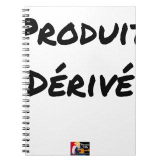 Carnet PRODUIT DÉRIVÉ - Jeux de mots - Francois Ville