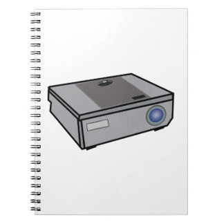 Carnet Projecteur visuel
