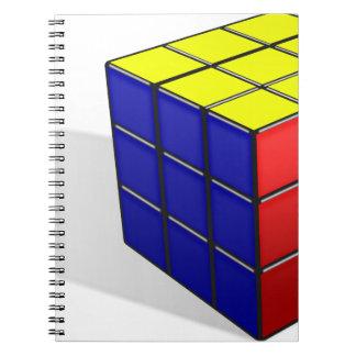 Carnet Puzzle de cube