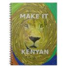 Carnet Rendez-le kenyan