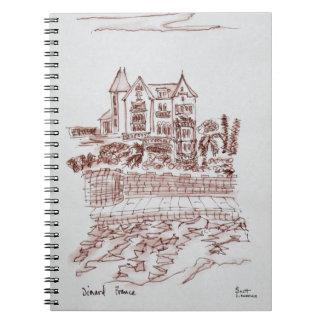 Carnet Saint-Enogat historique du manoir |, Dinard, la