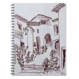 Carnet Saint-Guilhem-Le-Désert de l'architecture |,