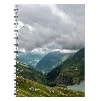 Carnet Sec de vallée de Grossglockner