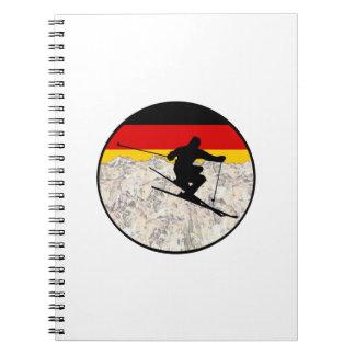 Carnet Ski Allemagne
