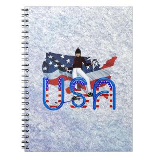 Carnet Ski SUPÉRIEUR Etats-Unis