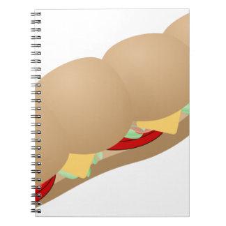 Carnet Sous sandwich