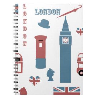Carnet Special de Londres