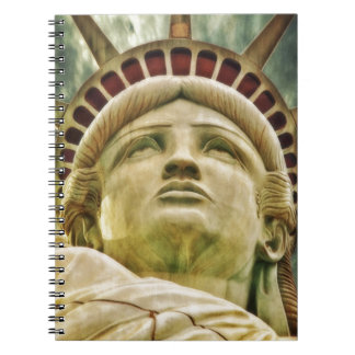 Carnet Statue de la liberté