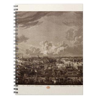 Carnet Stockholm 1805