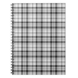 Carnet Tartan de Black&white