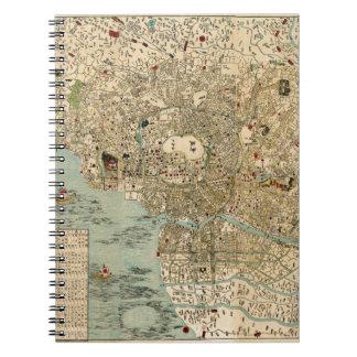 Carnet Tokyo 1854