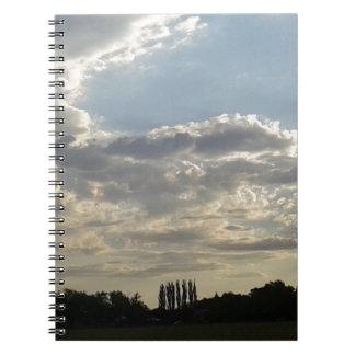 Carnet Un bon nombre de nuages