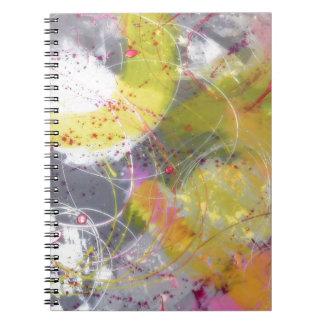 Carnet Une conception abstraite unique renversante