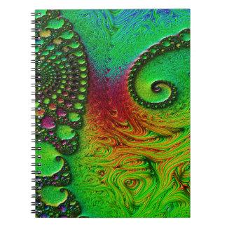 Carnet Vert d'imaginaire