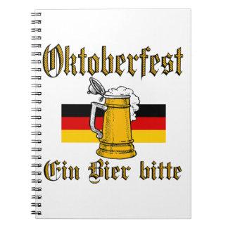 Carnet Vitesse d'Oktoberfest