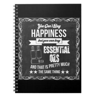 Carnet Vous ne pouvez pas acheter le bonheur mais vous
