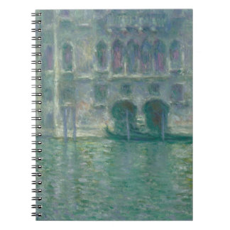 Carnet Vue panoramique de Claude Monet | de