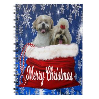 Carnets de tzu de Shih, Noël