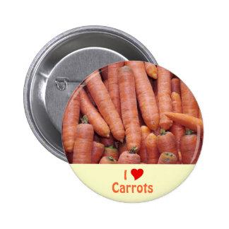 Carottes Badges