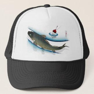 Carpe de natation casquette