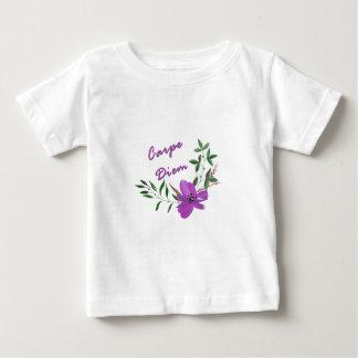Carpe Diem T-shirt Pour Bébé