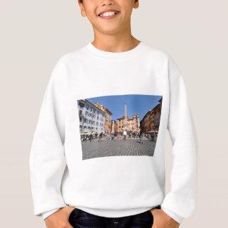 Carré à Rome, Italie Sweatshirt