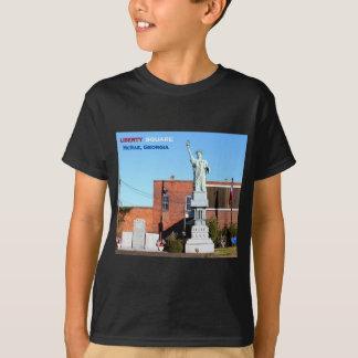 CARRÉ de LIBERTÉ - McRae, la Géorgie T-shirt
