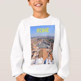 Carré de St Peter à Vatican, Rome, Italie Sweatshirt