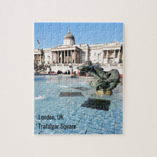 Carré de Trafalgar à Londres, R-U Puzzle