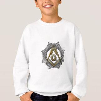 Carré et boussole sweatshirt