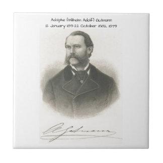 Carreau Adolphe (Wilhelm Adolf) Gutmann