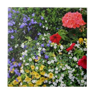 Carreau Affichage floral 2